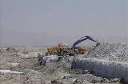 دستگیری متخلفان برداشت نمک از بستر دریاچه ارومیه
