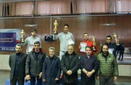 آذربایجانغربی نایبقهرمان اپه مردان کشور شد
