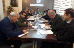 ایجاد بانک اطلاعات یافته ها، تجارب و دانش بومی پیشگیری از مخاطرات بخش کشاورزی در آذربایجان غربی