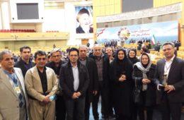 رییس جمهور از ۶ نمونه ملی بخش کشاورزی آذربایجان غربی تجلیل کرد