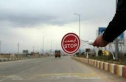 اعمال محدودیت های ترافیکی در ارومیه
