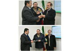 توسط رئیس سازمان و شورای مرکزی بسیج رسانه از مدیرعامل شرکت توزیع برق تقدیر به عمل آمد