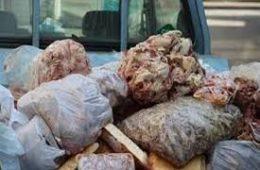 بیش از ۵۷ تن فرآورده خام دامی غیر قابل مصرف در آذربایجان غربی معدوم شد