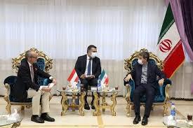 ارومیه دروازه ورود اتریش به ایران است