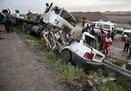 کاهش ۳۴ درصدی تعداد بستریهای ناشی از تصادفات جادهای در استان