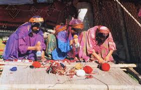 تولید بیش از ۱۵ هزار متر مربع انواع قالی و قالیچه توسط عشایر استان