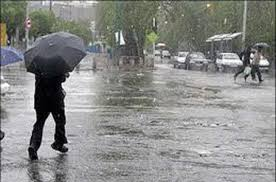بارش ها تا اواخر امروز در آذربایجان غربی ادامه دارد