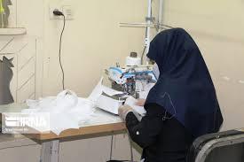 راهاندازی ۱۷ کارگاه تولید ماسک در آذربایجان غربی