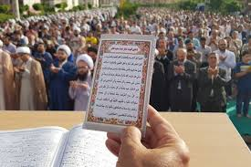 نماز عید فطر در مساجد استان برگزار می شود