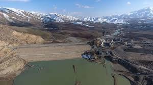 سالانه ۶۰۰ میلیون متر مکعب آب از  سد کانی سیب به دریاچه ارومیه تزریق می شود