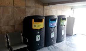 طرح جانمایی مخازن تفکیک زباله خشک در ارومیه آغاز شد