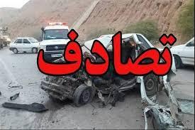 رشد ۱۳ درصدی تصادفات در جادههای آذربایجان غربی