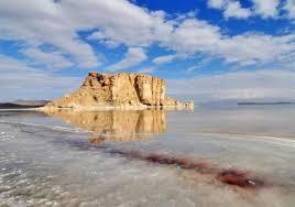 کاهش ۹۰ درصدی گرد و غبار نمکی دریاچه ارومیه