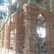 ۶۰ درصد تربت خانه مقبره محمدبن خلیلان ارومیه بازسازی شد