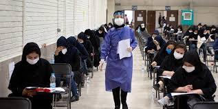 کنکور امسال بخاطر کرونا در  ۴۸ حوزه  آزمونی آذربایجان غربی برگزار می شود