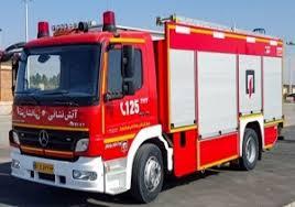 دو دستگاه خودروی آتش نشانی به فرودگاه ارومیه اختصاص یافت