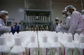 توزیع محلول ضدعفونیکننده در ۸۰ داروخانه شهر ارومیه آغاز شد