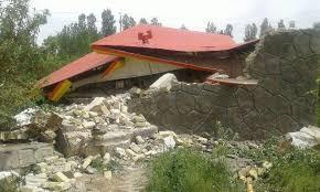 تخریب خانه باغ ها صدمه بیشتری به زمین های کشاورزی وارد می کند