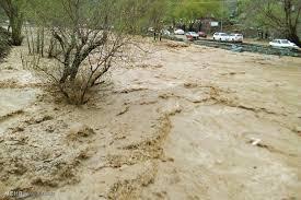 احتمال سیلابی شدن رودخانه ها و آبگرفتگی معابر در آذربایجانغربی