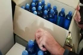 ۵۰ هزار بطری محلول ضدعفونیکننده در ارومیه توزیع شد