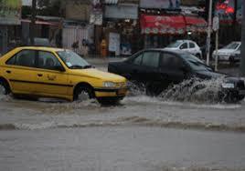 هشدار آبگرفتگی معابر و سیلابی شدن رودخانهها در آذربایجانغربی