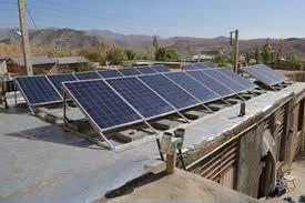 صدور مجوز احداث۷۱ مولد نیروگاه خورشیدی در آذربایجانغربی