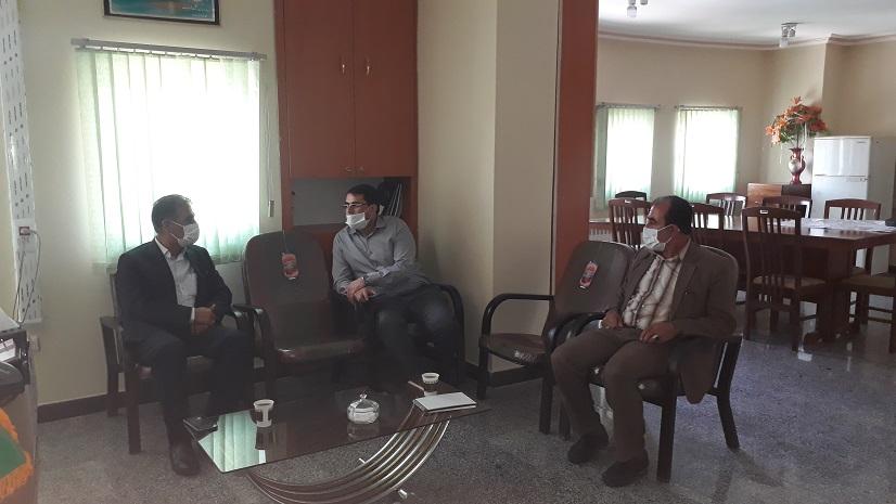 نماینده مردم در مجلس شورای اسلامی از امور آب و فاضلاب شاهین دژ بازدید کرد