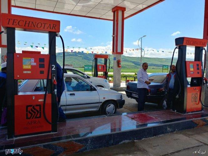 مشکلی در تامین بنزین جایگاه ها در ارومیه وجود ندارد
