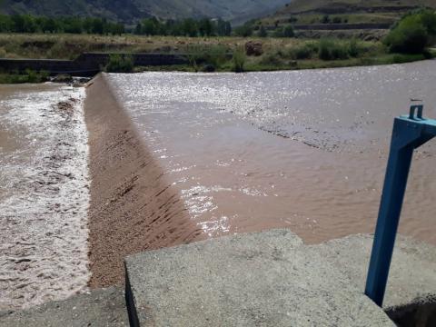 مدیریت ۴۸ ساعته قطع آب شرب در شهرهای ماکو، شوط، بازرگان و بیش از ده روستای منطقه