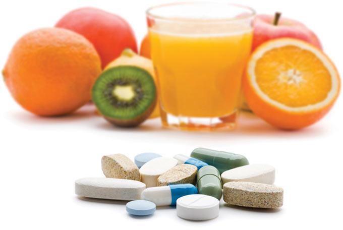 مصرف مکملهای ویتامین و موادمعدنی، صحیح یا غلط؟