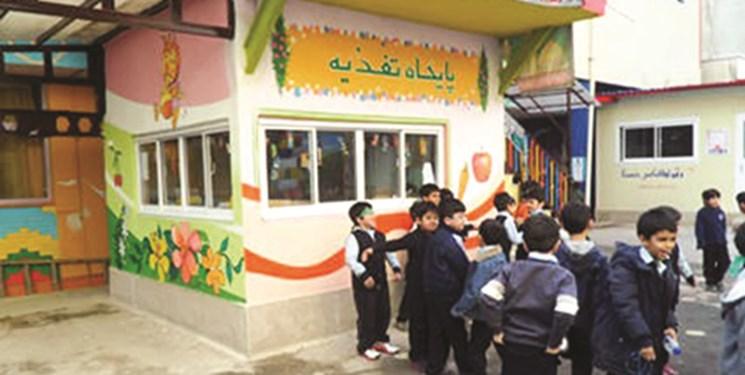 مواد غذایی عرضهشده در بوفه مدارس آذربایجانغربی پالایش می شود