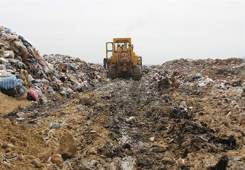 انتقال زباله از میاندوآب به سایت دپوی ارومیه متوقف می شود