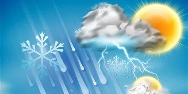 کاهش ۶ تا ۸ درجه ای دمای آذربایجان غربی