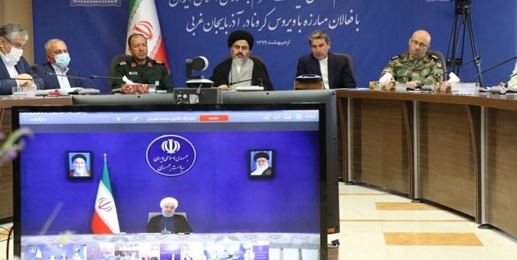 مدیریت مسئولین در کرونا برای هر ایرانی مایه افتخار و مباهات است