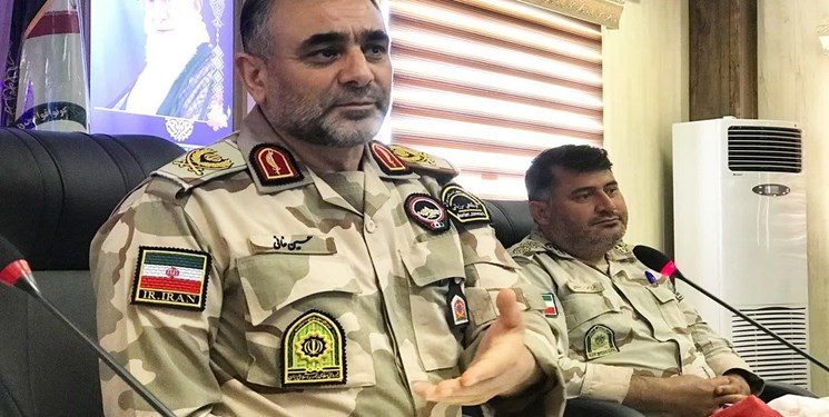 در مراقبت از مرزهای ایران از هیچ تلاشی دریغ نمیکنیم