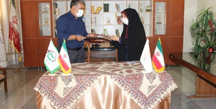 تفاهم نامه همکاری بین اداراه کل کتابخانه های عمومی و بسیج عشایر استان منعقد شد