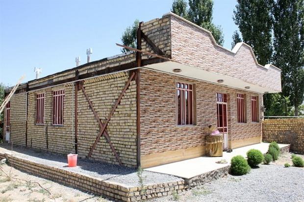 افتتاح و بهره برداری بیش از ۵۰۰ واحد مسکن مددجویی در آذربایجان غربی