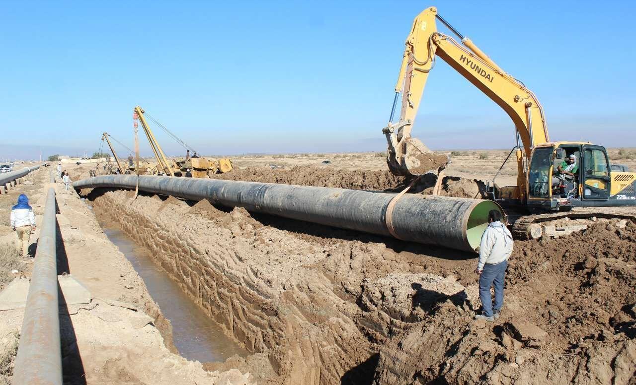 مشکل آبرسانی به ۲۲ روستای شهرستان ارومیه رفع شد