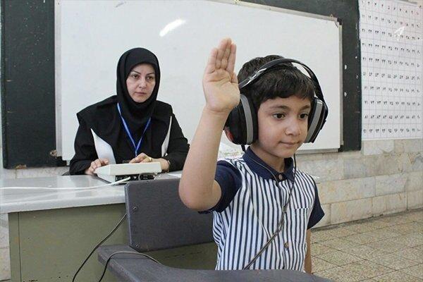 سنجش سلامت جسمانی و تحصیلی نوآموزان از اول مردادماه در استان آغاز می شود
