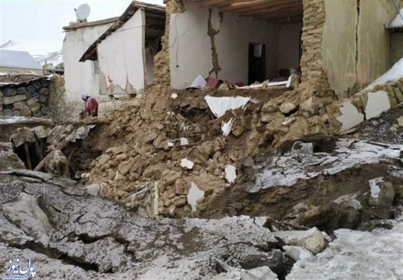 پرداخت بیمه به واحدهای خسارت دیده مناطق زلزله زده قطور در حال اجراست