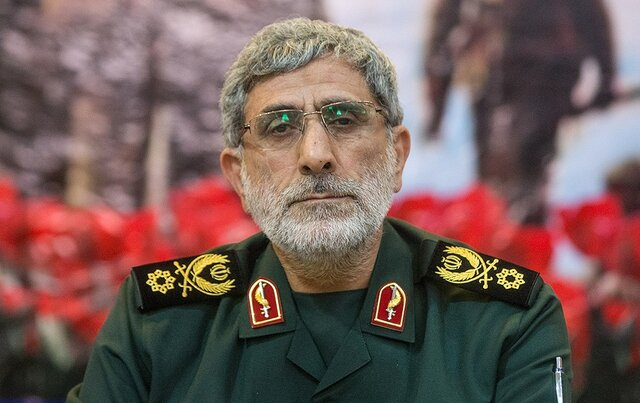 سردار سرتیپ قاآنی به فرماندهی نیرو قدس سپاه پاسداران انقلاب اسلامی منصوب شد