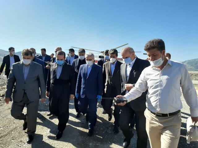 سفر معاونین رئیس جمهور به آذربایجان غربی