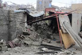 اتمام آواربرداری ۴ هزار واحد مسکونی خسارت دیده زلزله قطور