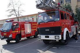 تعداد ایستگاهها آتش نشانی ارومیه به ۱۲ ایستگاه افزایش مییابد