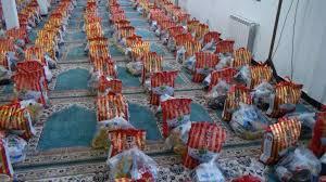توزیع ۴۵۰۰ بسته معیشتی با محوریت موقوفات در آذربایجانغربی