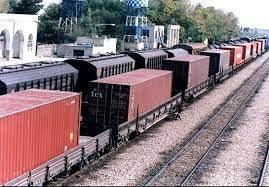 افزایش ۹۰ درصدی صادرات کالا از راهآهن ارومیه