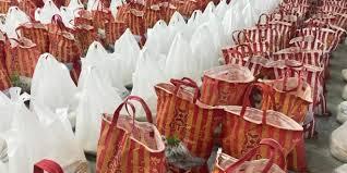 توزیع ۱۰هزار بسته کمک معیشتی در ارومیه