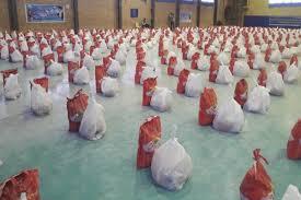 به مناسبت اربعین ۵۰۰ بسته معیشتی بین نیازمندان تکاب توزیع شد