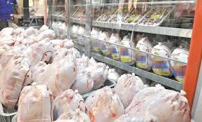 توزیع مرغ منجمد طرح تنظیم بازار در آذربایجان غربی