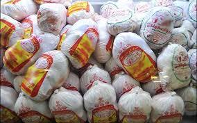مرغ منجمد در ارومیه توزیع می شود